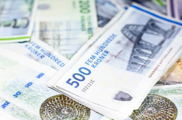 Weaker Us Dollar Usd And Eurozone Data Keep Pressure On Pound To Danish Krone Exchange Rate