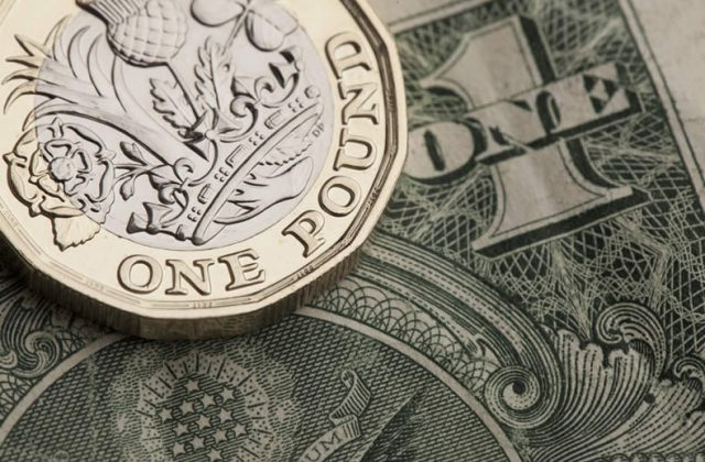 Pound Us Dollar Gbp Usd Exchange Rate