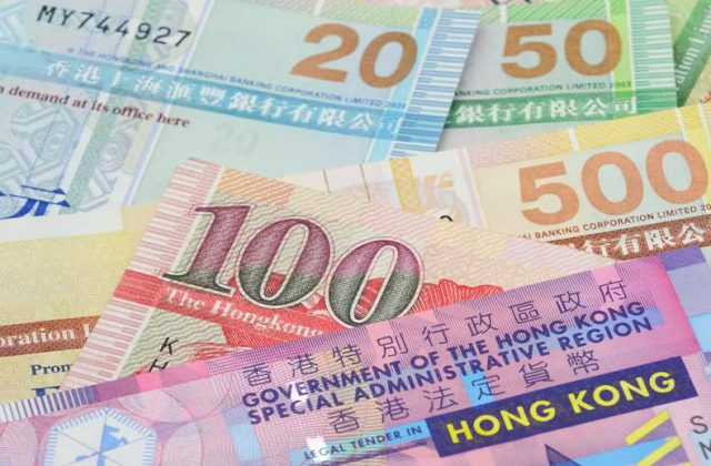 Gbp Hkd Exchange Rate Reciates As Global Gdp Figures Loom To