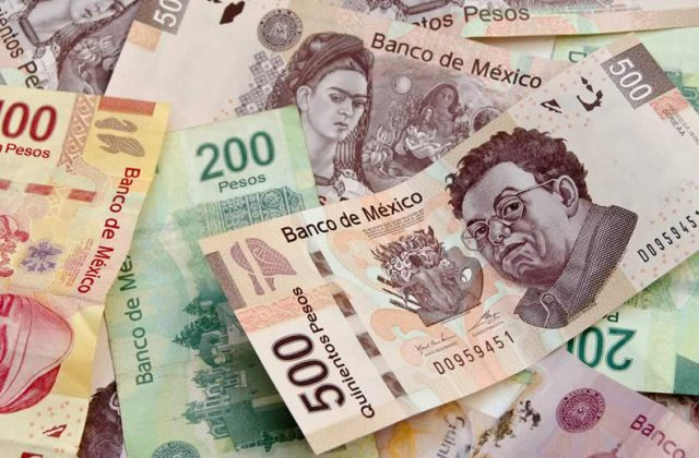 Pound Sterling To Mexican Peso Exchange Rate Gbp Mxn Picks Up On Eu S Brexit Concession