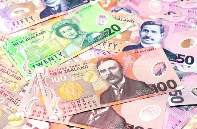 Pound Sterling To New Zealand Dollar Gbp Nzd Exchange Rate Rebounds From 2018 Lows On Article 50 Speculation