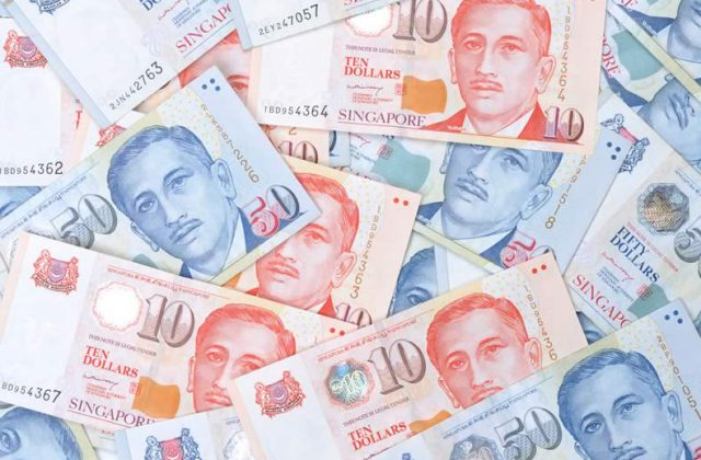 Singapore Dollar Sgd Softer Against Us Usd Ahead Of Growth Data