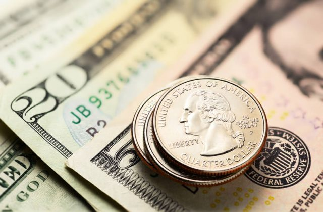 Pound Sterling To Us Dollar Gbp Usd Exchange Rate Holds Above Week S Opening Levels Despite Brexit Jitters