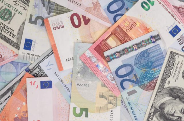 Euro Us Dollar Exchange Rate Forecast Eur Usd Weakens As Eurozone Pmis Continue To Disappoint