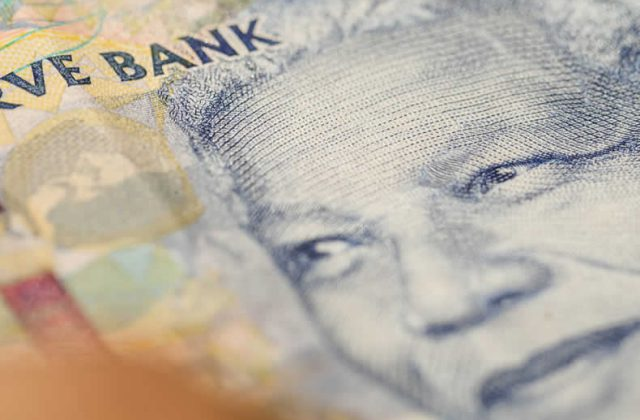 Pound South African Rand Exchange Rate