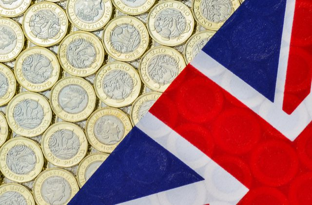 Pound Sterling To Us Dollar Gbp Usd Exchange Rate Fails