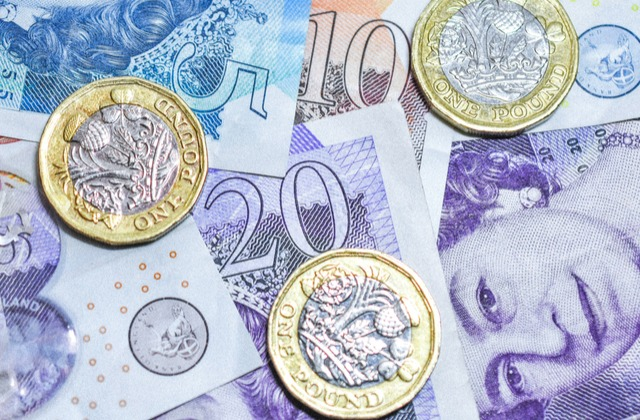 Pound Sterling To Us Dollar Gbp Usd Exchange Rate Near February Best